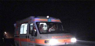 ambulanza settevene palo
