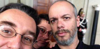 gazebo Diego Bianchi e il team di Gazebo