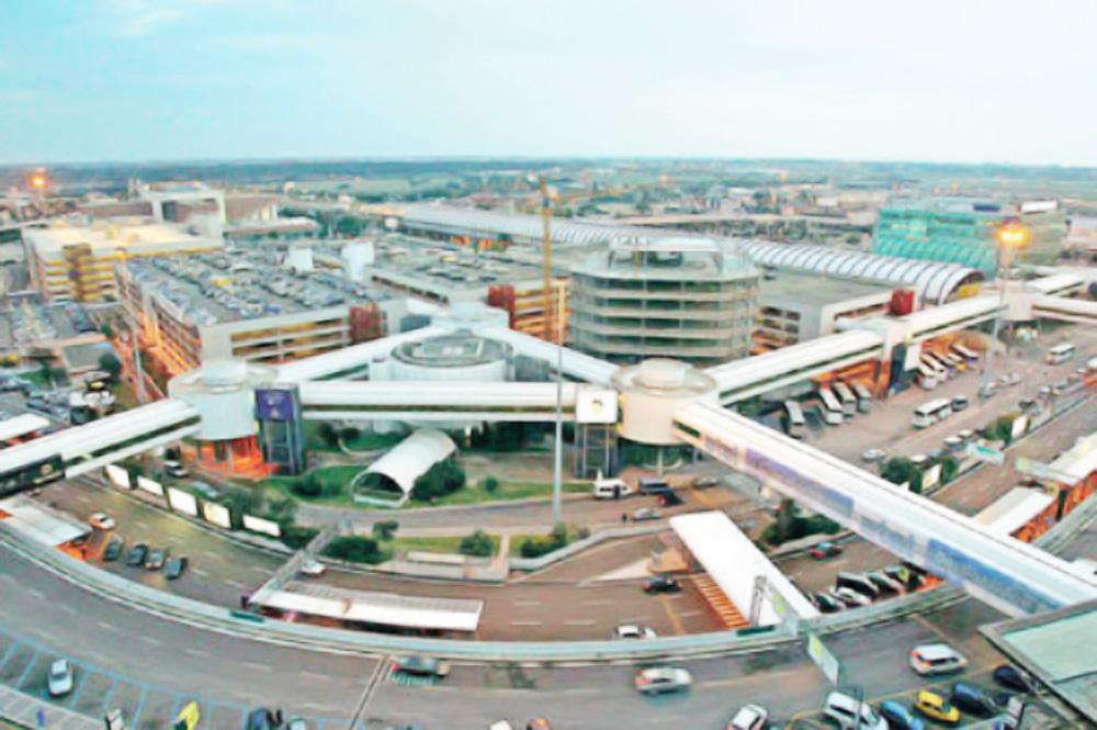 Aeroporto di Fiumicino Attentati Bruxelles