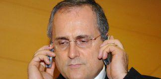 Ss Lazio, Claudio Lotito