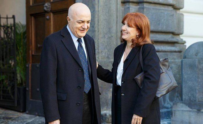 Giulia Poggi, Marina Tagliaferri, upas, Umberto De Carolis, Luigi Petrucci, un posto al sole