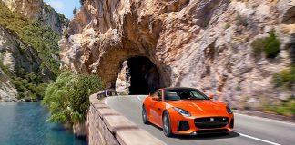 Motori nuova Jaguar