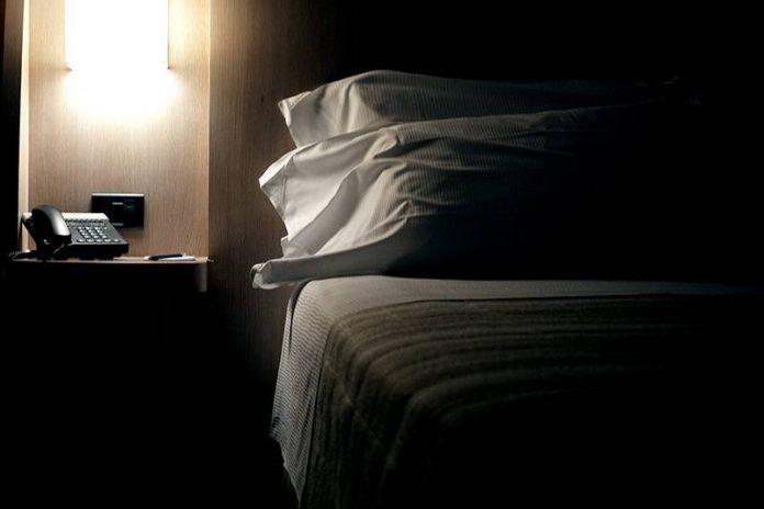 Scoperta camera da letto