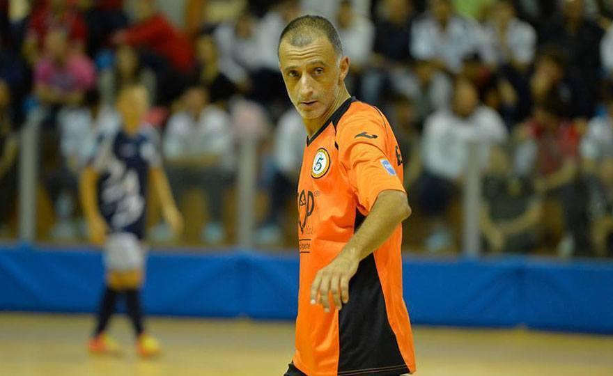 Andrea Rubei Futsal Isola Calcio a 5