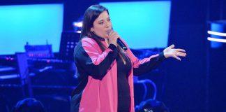 Sara Caratelli a The Voice of Italy su Rai Due
