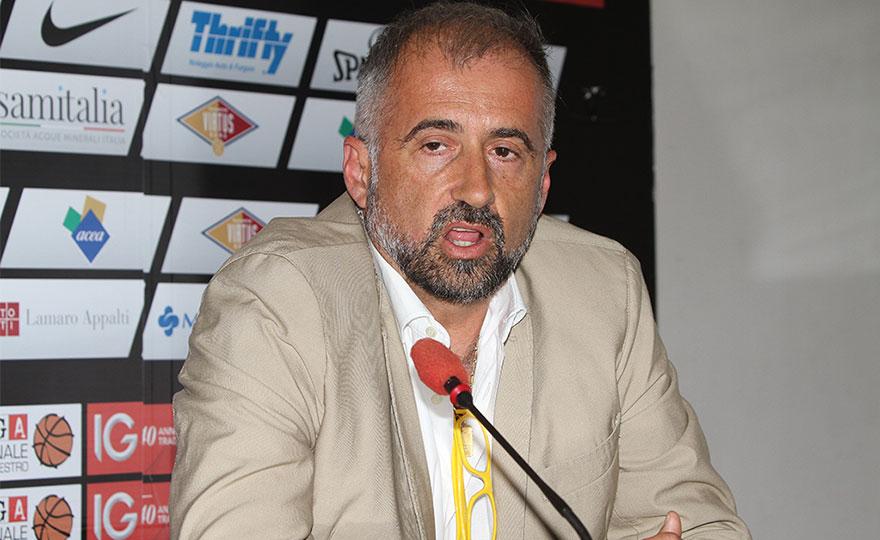 Fabio Corbani Virtus Roma