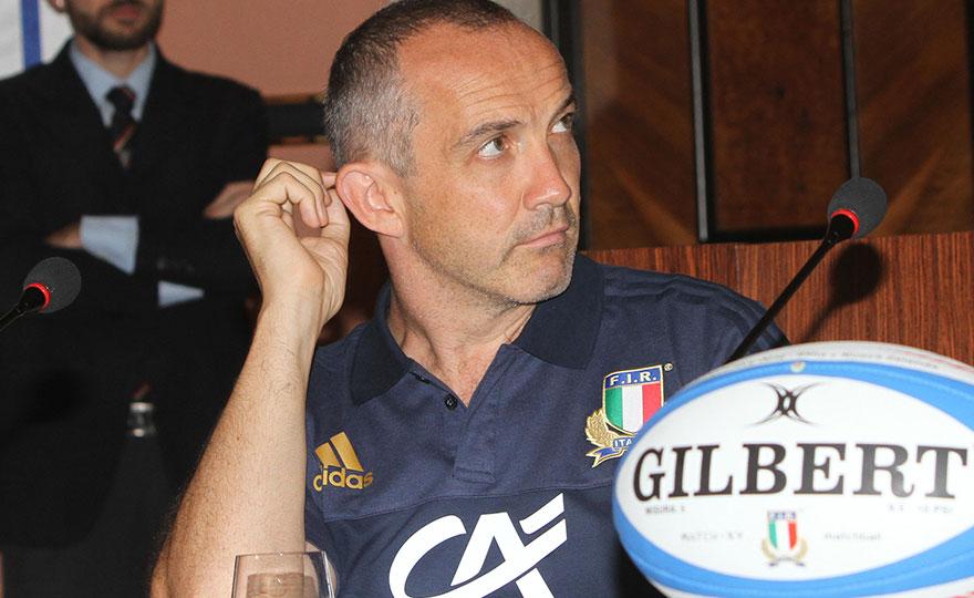 O'Shea (Foto Pizzi)