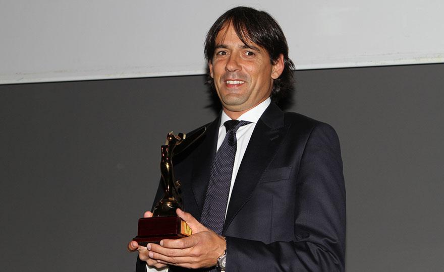 La Lazio di Inzaghi tra derby e sogno Champions (Foto Pizzi)
