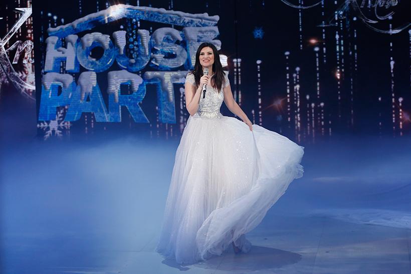 Laura Xmas House Party