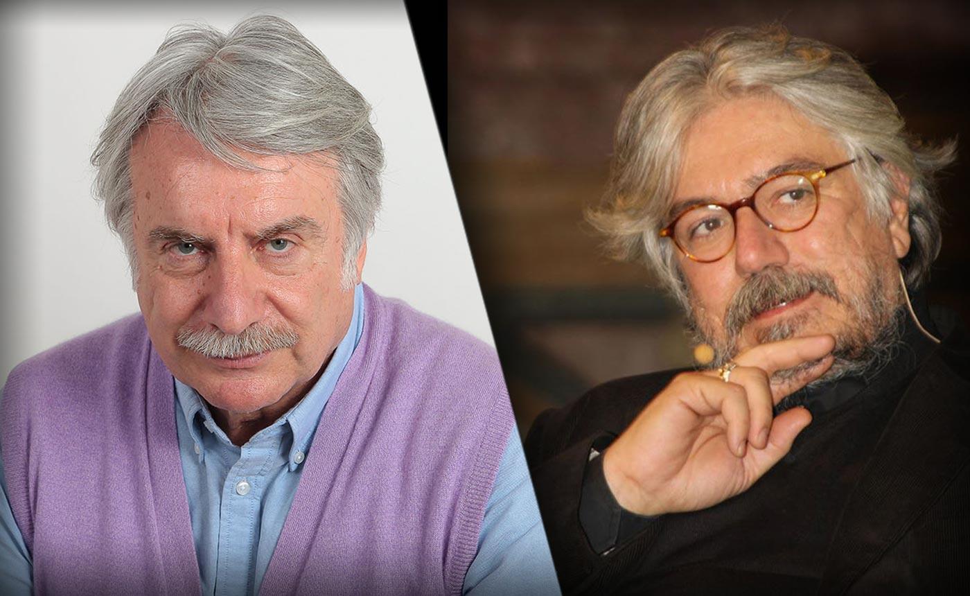 Paolo Crepet e Alessandro Meluzzi