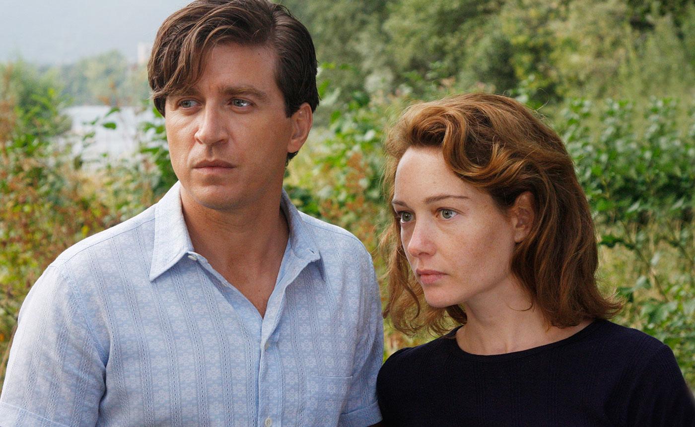 Alessandro Roja e Cristiana Capotondi in Di padre in figlia (Foto Molinari per gentile concessione)