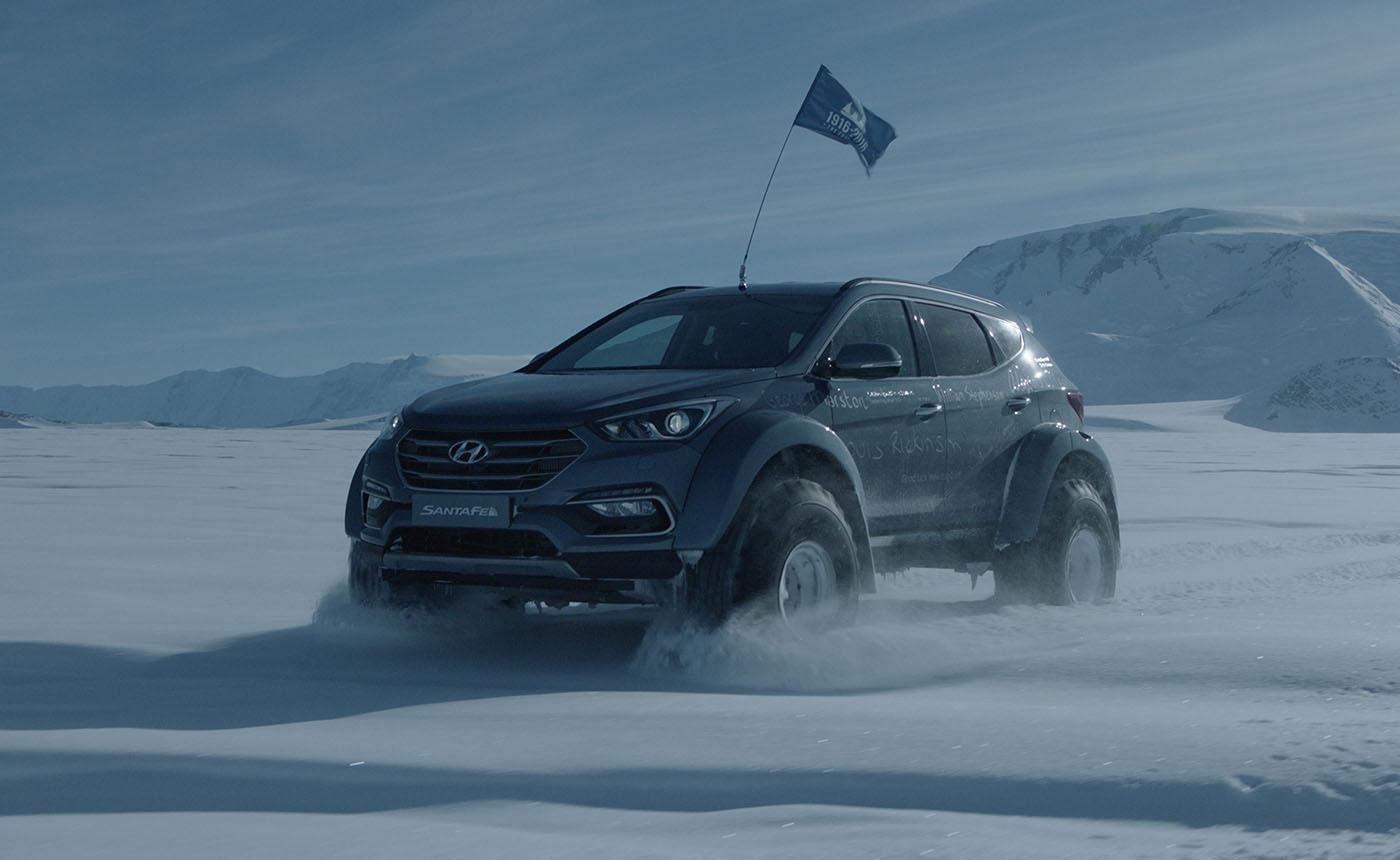 Patrick Bergel ha fatto la storia insieme a Hyundai