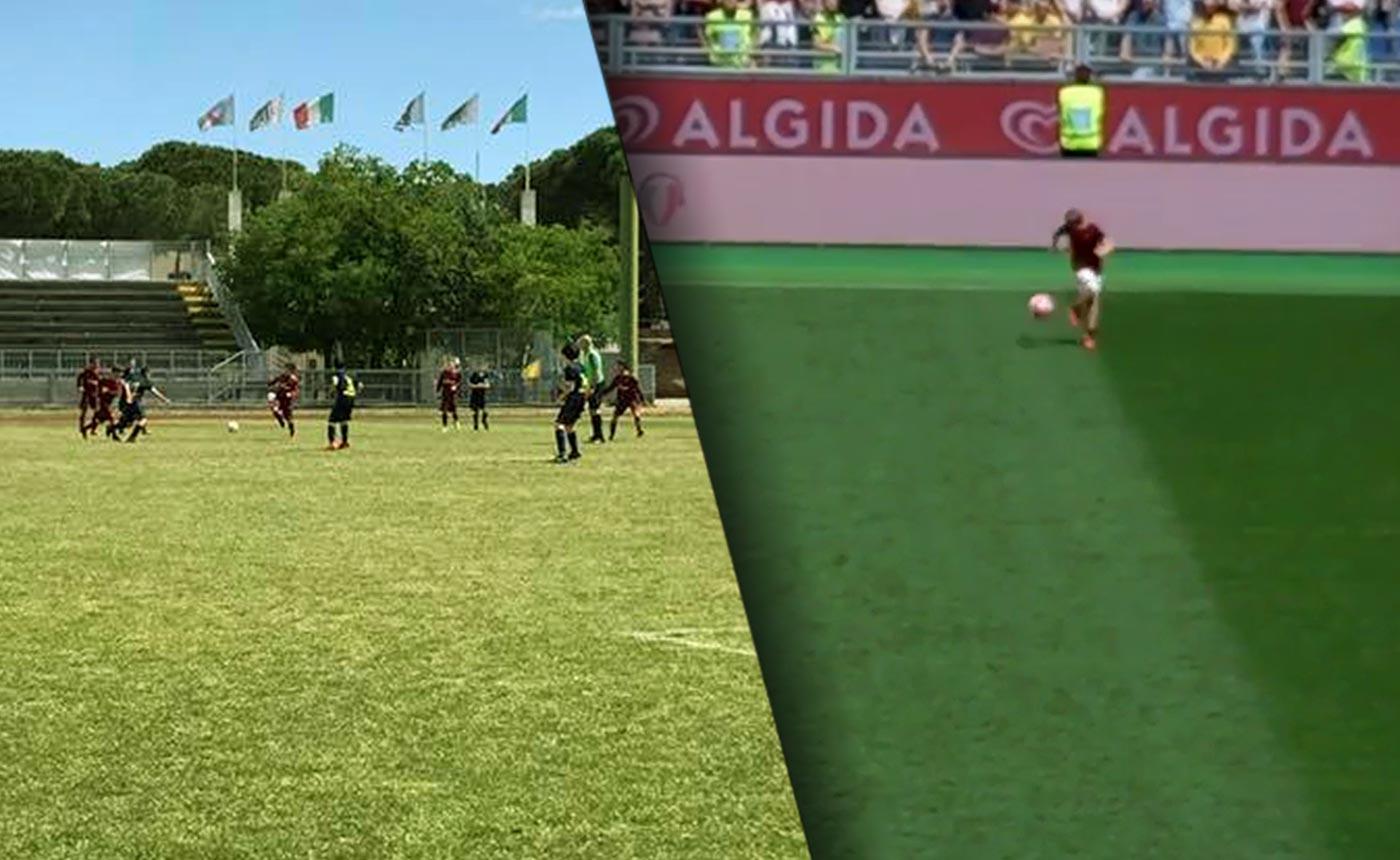 """torneo internazionale """"Città di Montecatini Terme"""" Cristian Totti"""