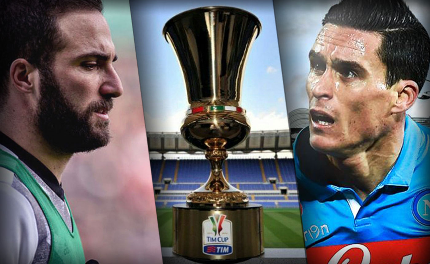 Napoli-Juventus Coppa Italia