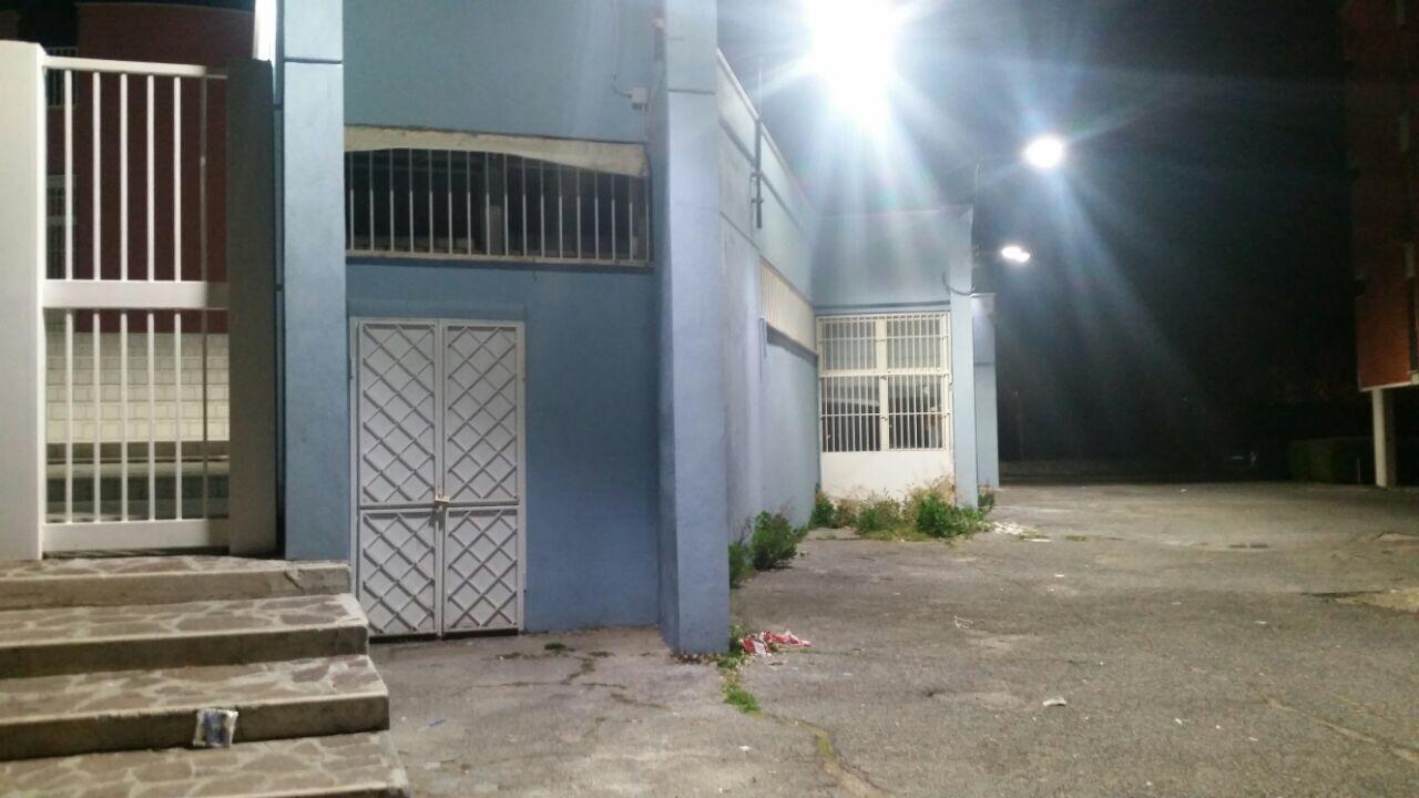 Terminati illuminazione esterna al centro anziani di Isola Sacra
