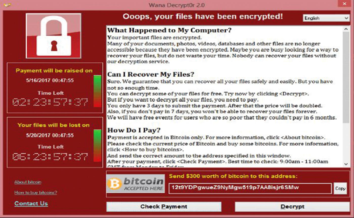 WannaCry -virus
