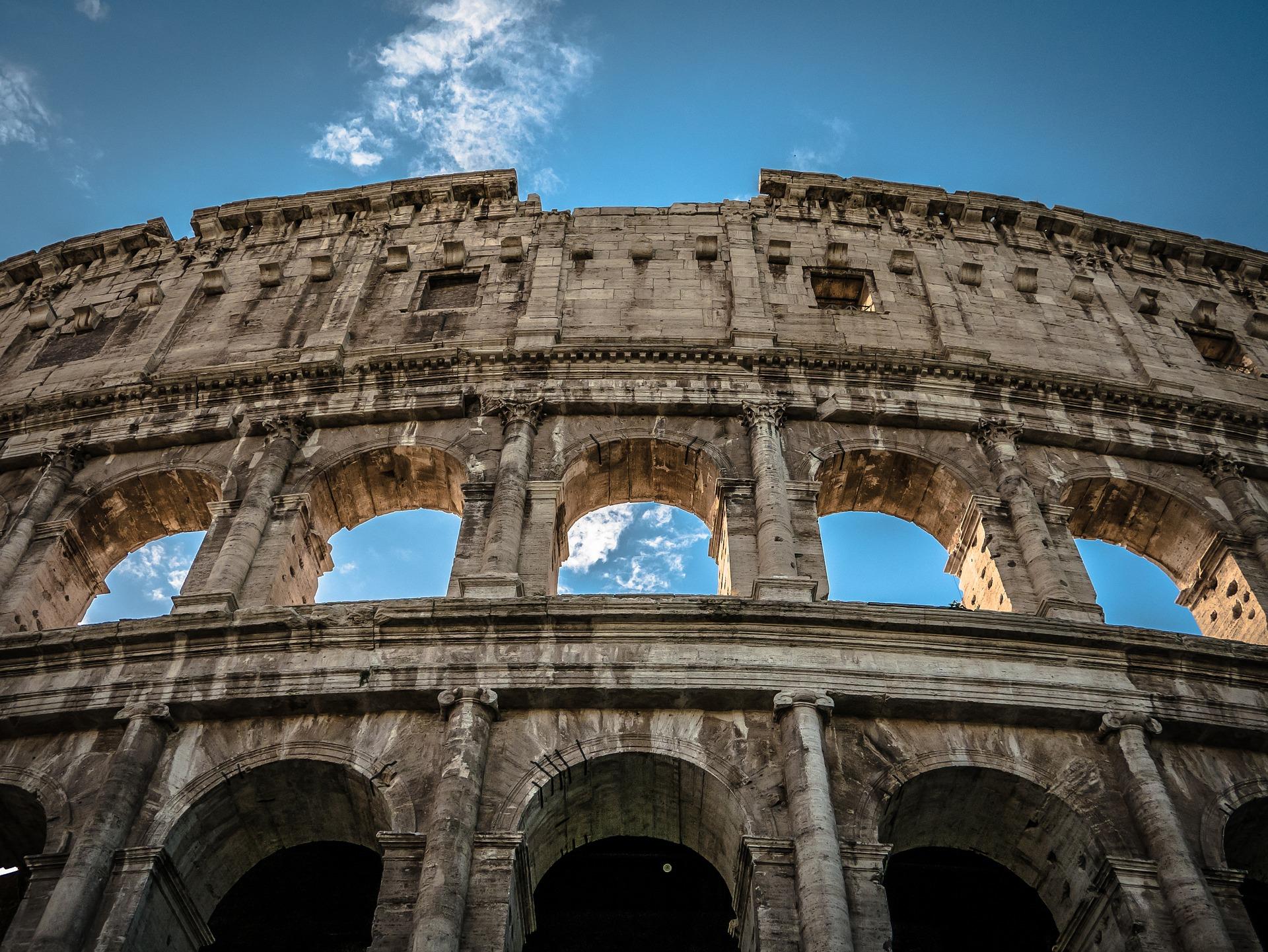 colosseo monumenti mostre gratis Luoghi storici più fotografati al mondo