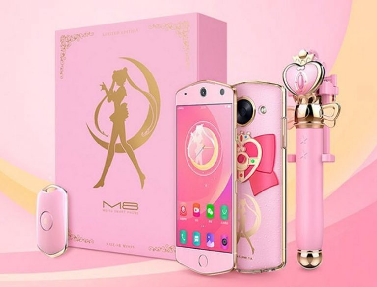smartphone di sailor moon meitu-m8-