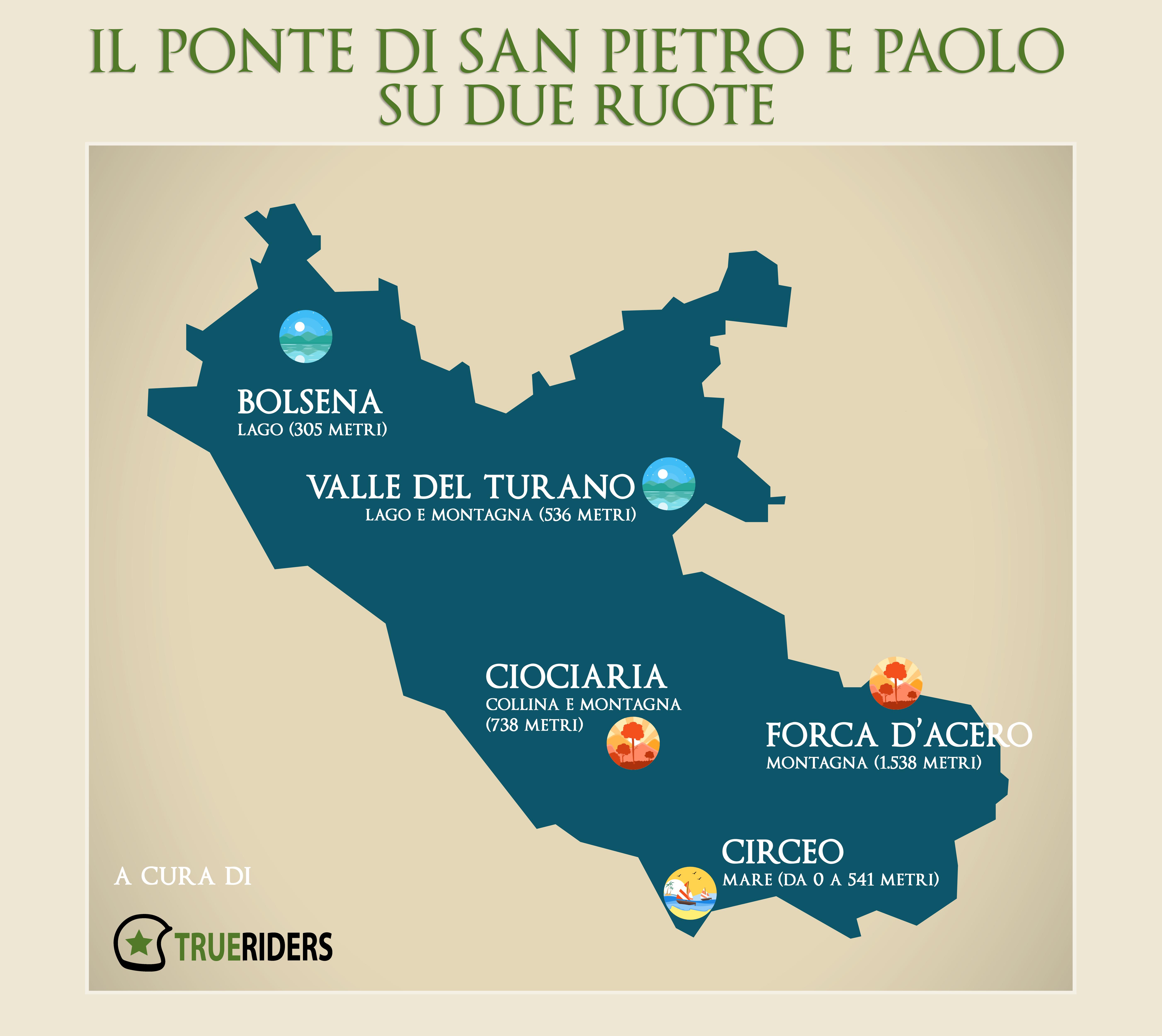Dove andare per il ponte di San Pietro e Paolo: la top 5